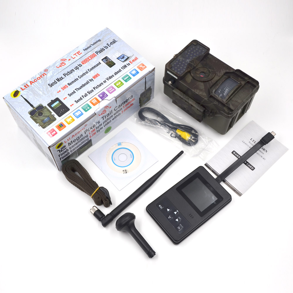 Ltl Acorn 4G Wildlife Camera Ltl-6511MG-4G 1