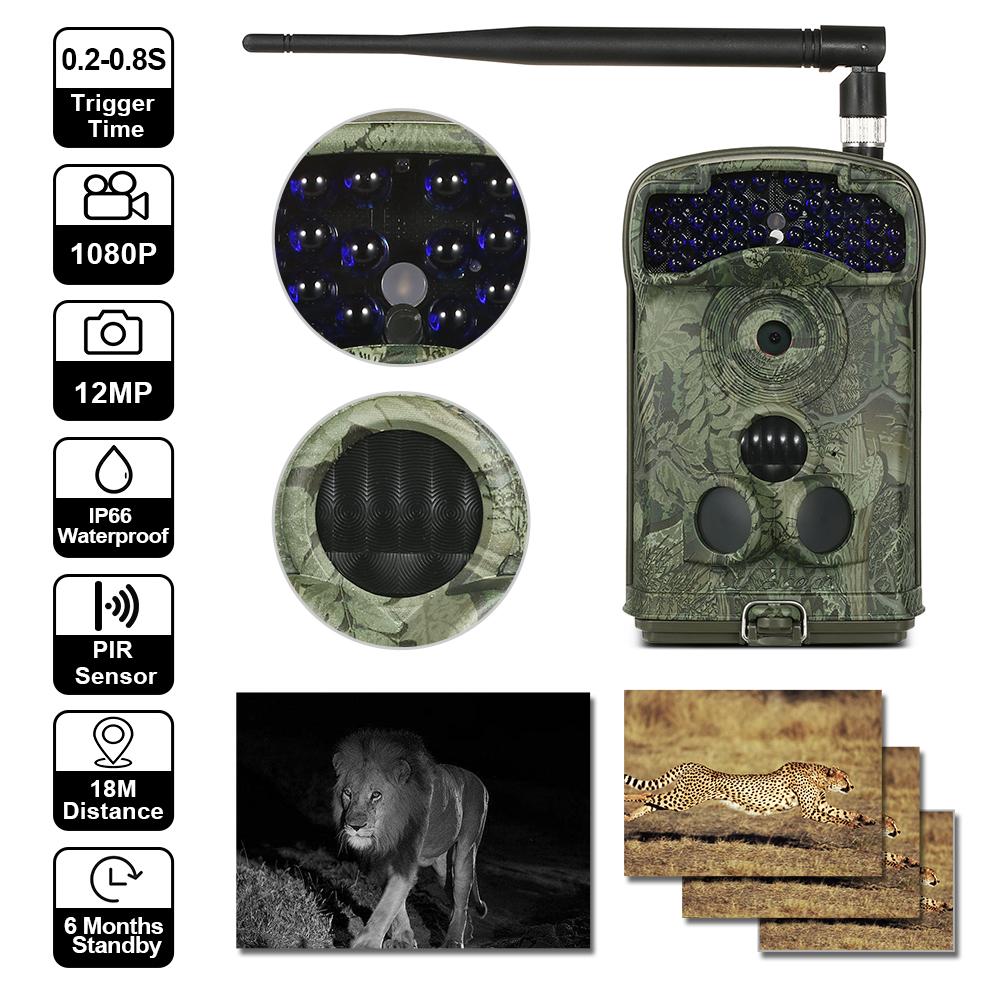 Ltl Acorn 3G Trail Camera Ltl-6310WMG-3G 2