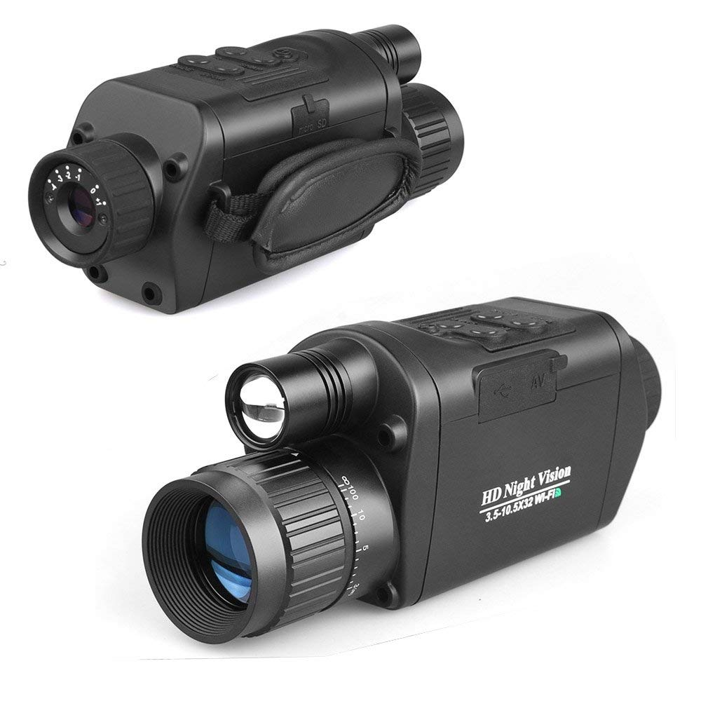 Bestguarder NV-500 Night Vision Monocular pic-3