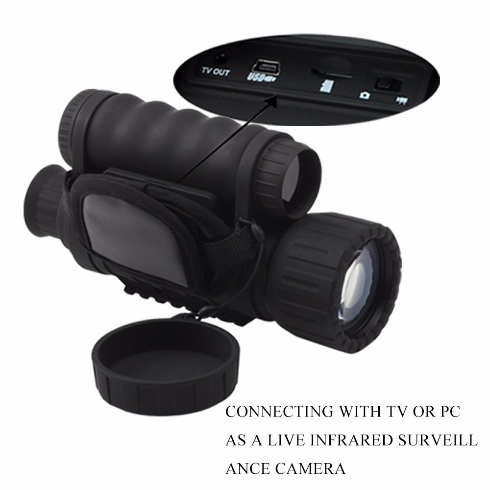 Digital Night Vision Monocular WG650 2