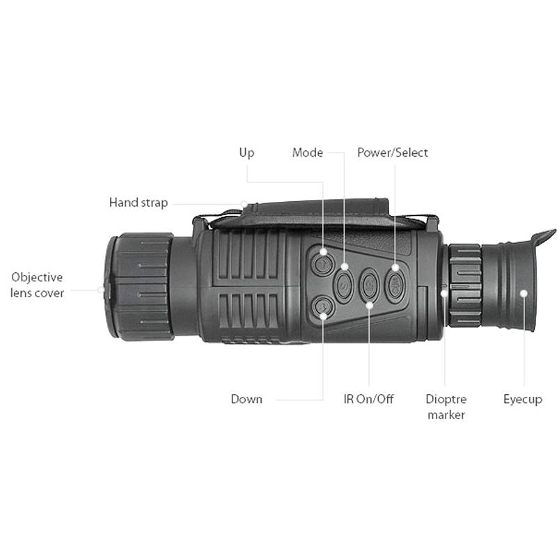 WG532 Night Vision Scope pic-2