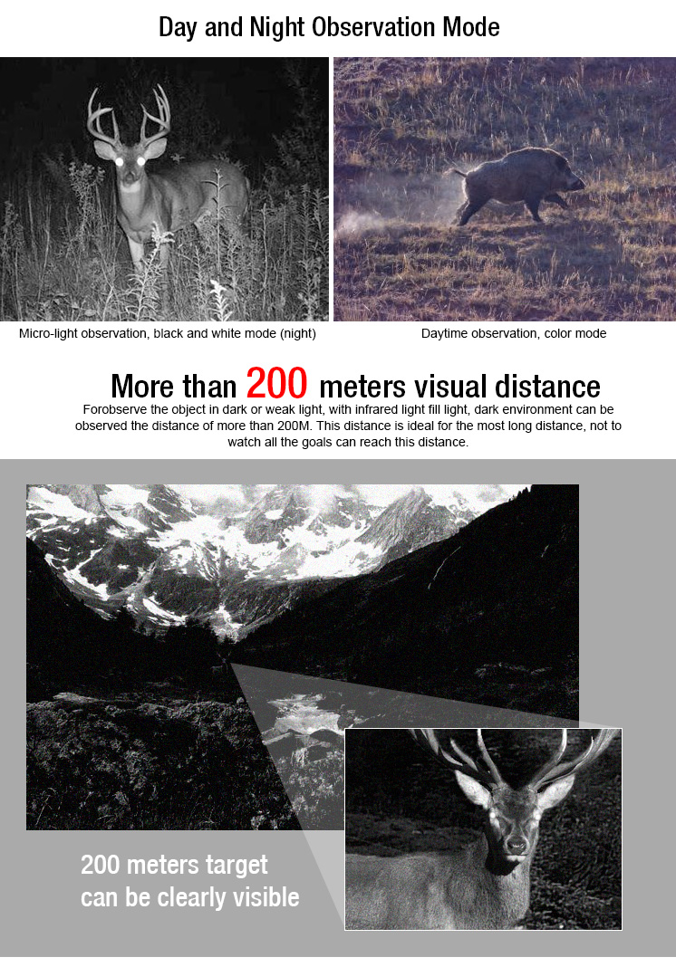 Hunting Night Vision Scope 3