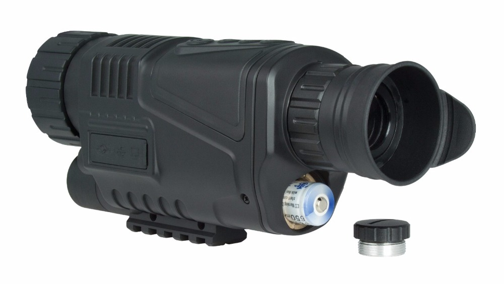 WG-540 Night Vision Monocular pic-4