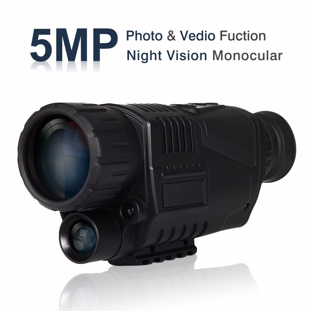 WG-540 Night Vision Monocular 1