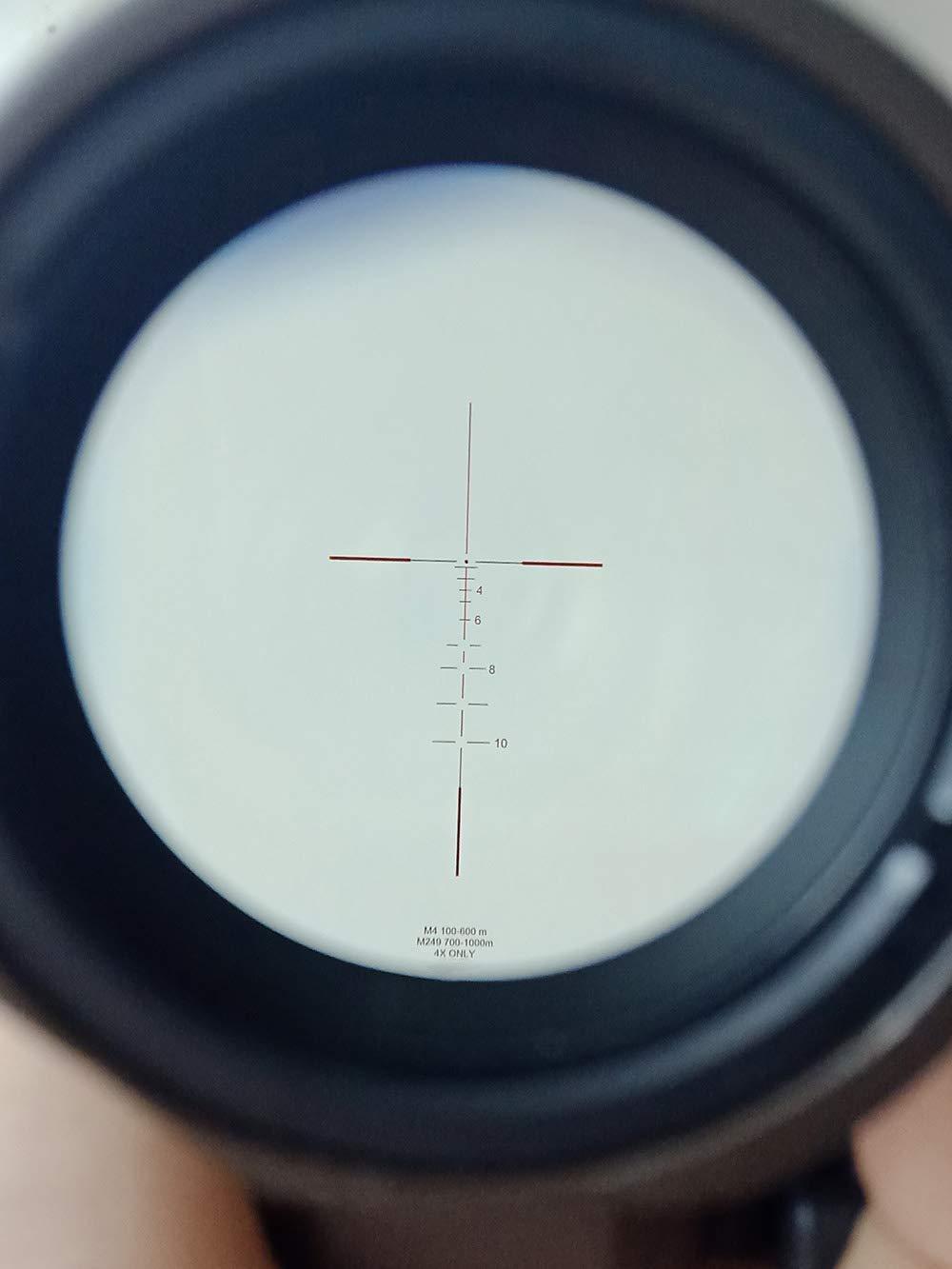 SPINA OPTICS Rifle Scope 2