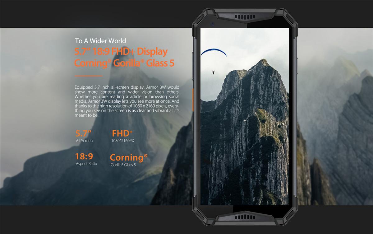 Ulefone Armor 3W Rugged Smartphone-3
