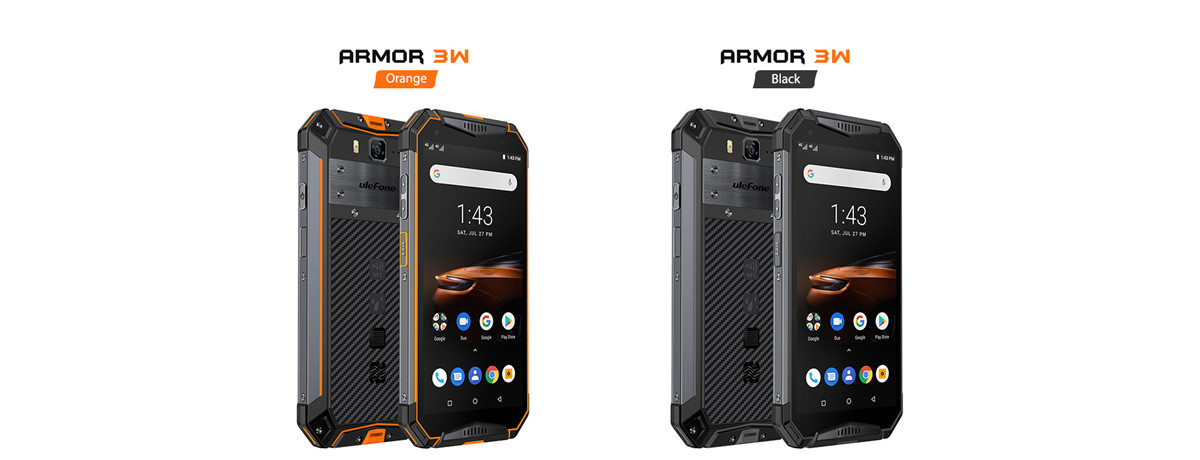 Ulefone Armor 3W Rugged Smartphone-1