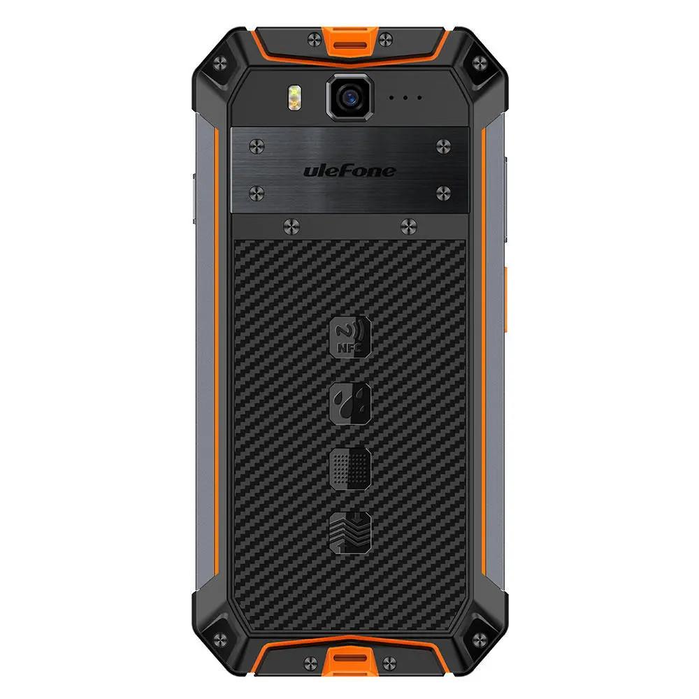 Ulefone Armor 3w 10300mah Helio P70 Octa Core Rugged Smartphone