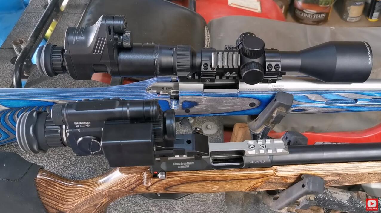 Pard night vision scopes
