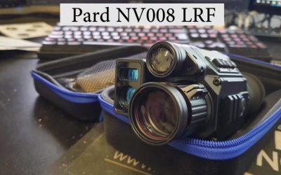 Pard NV008 LRF rifle scope
