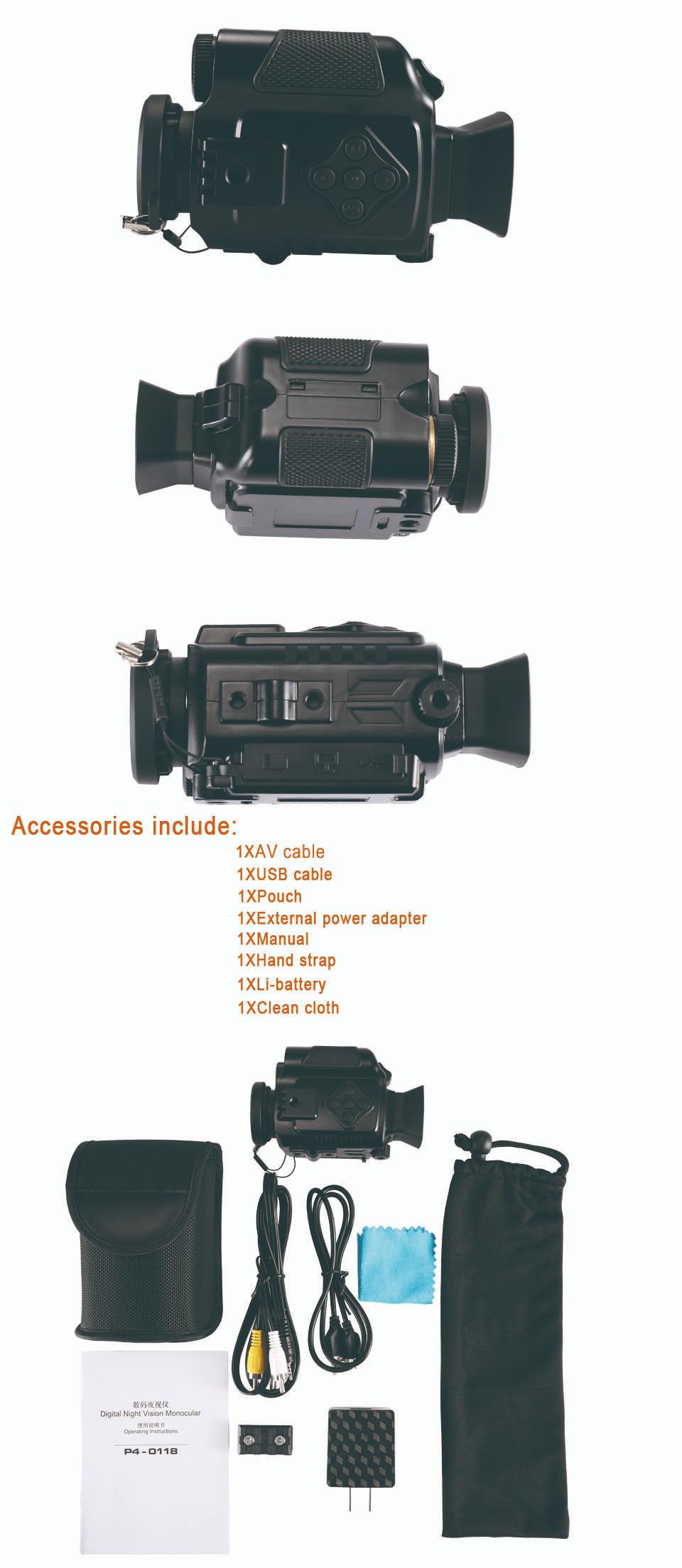 P4 Sports Action Camera-4