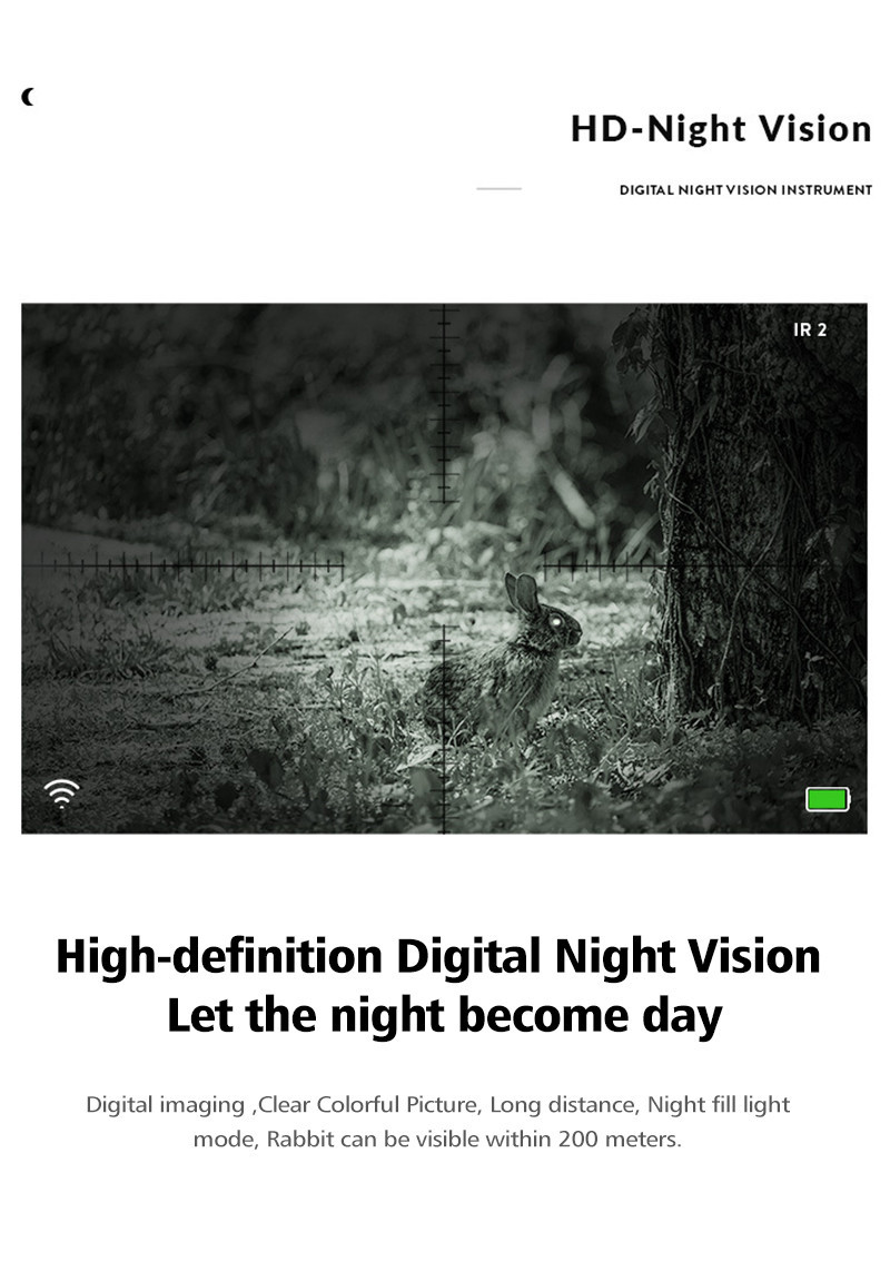PARD NV007 Night Vision-9