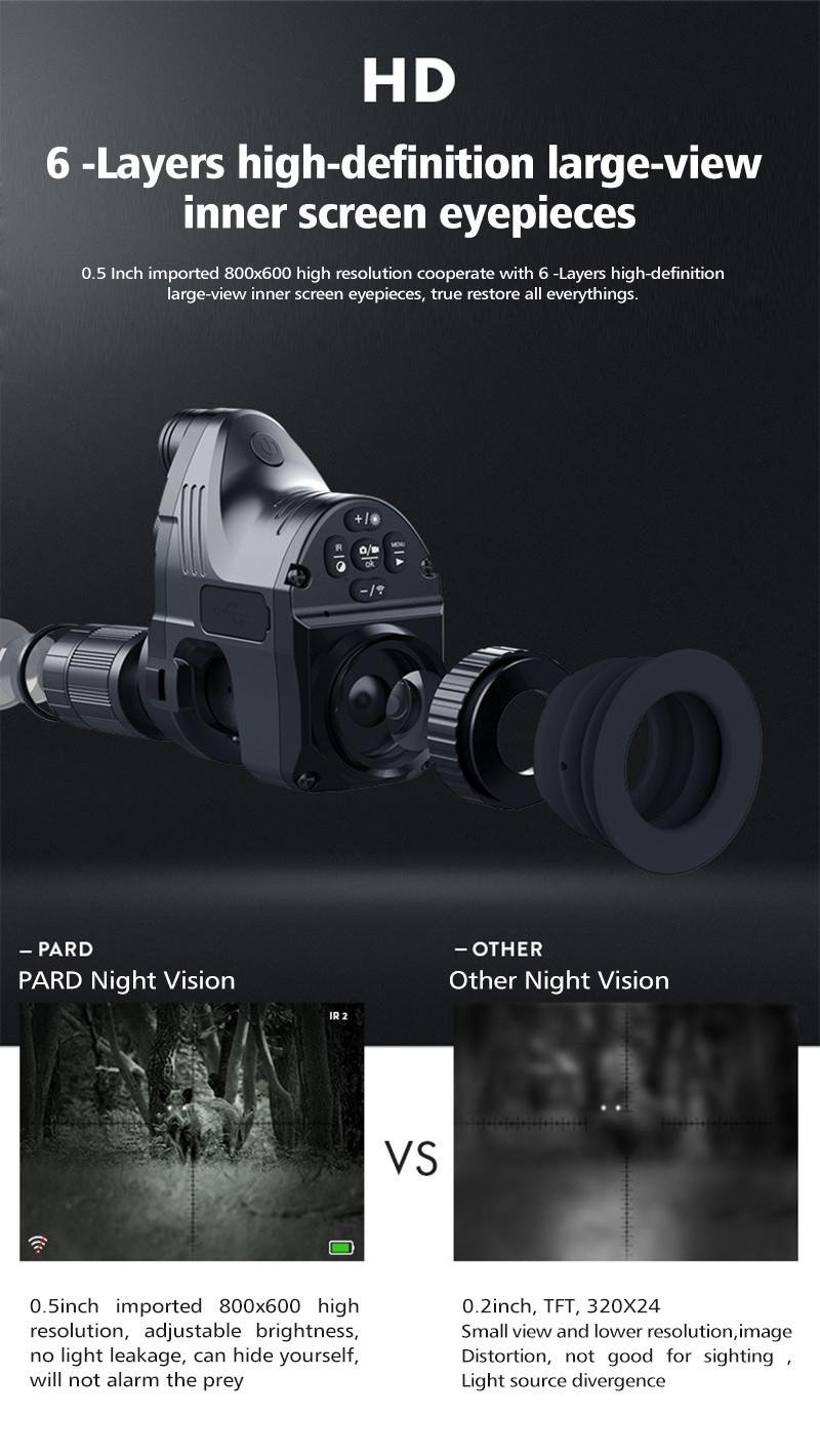 PARD NV007 Night Vision-4