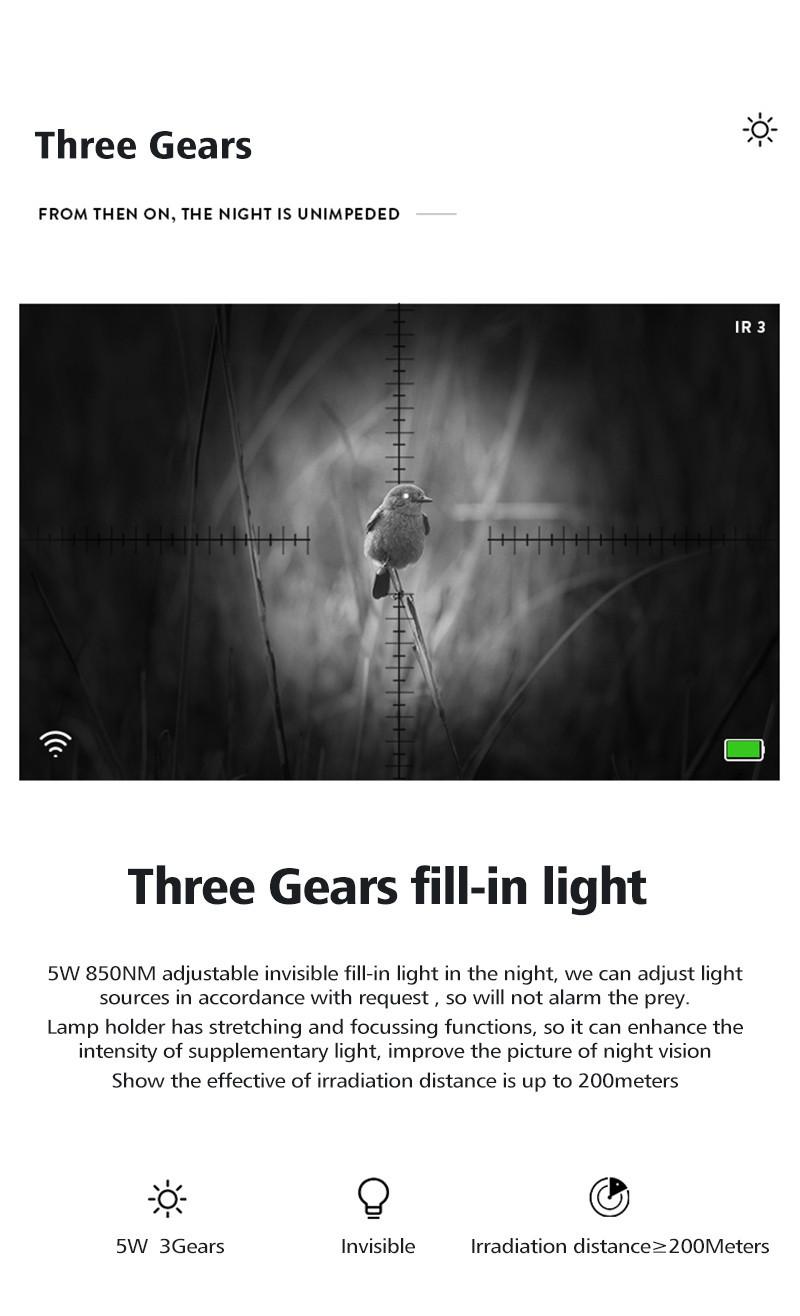 PARD NV007 Night Vision-8