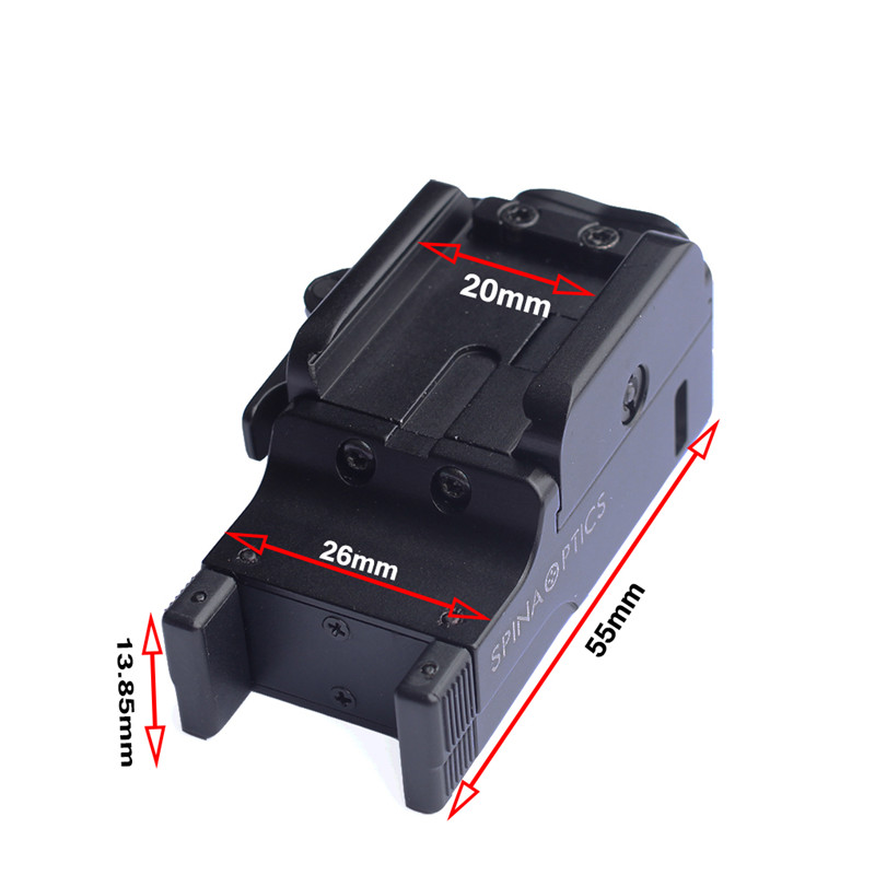 SPINA OPTICS Mini Flashlight-4