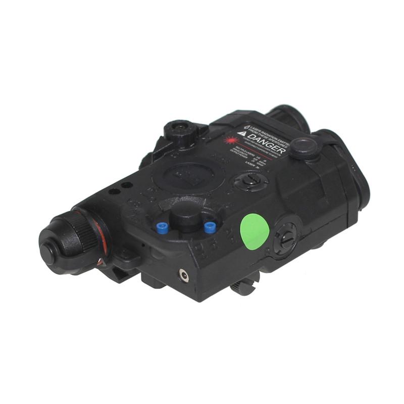 SPINA OPTICS Red Dot Flashlight-1