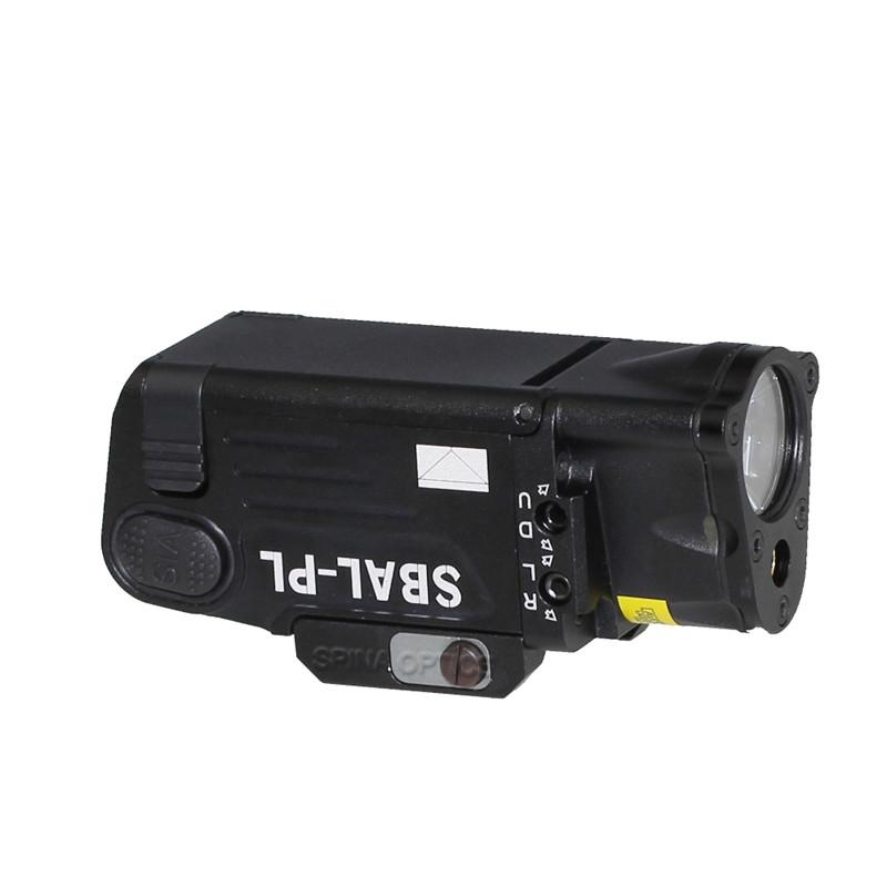 SPINA OPTICS SBAL-PL Flashlight-1