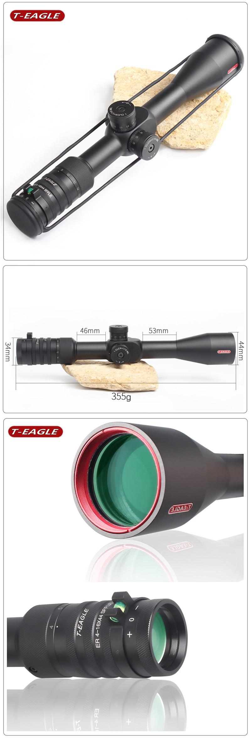 T-Eagle ER4-16x44 FFP Riflescope-2