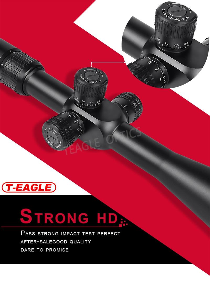 T-Eagle MR 6-24x50SFFFP Riflescope-3