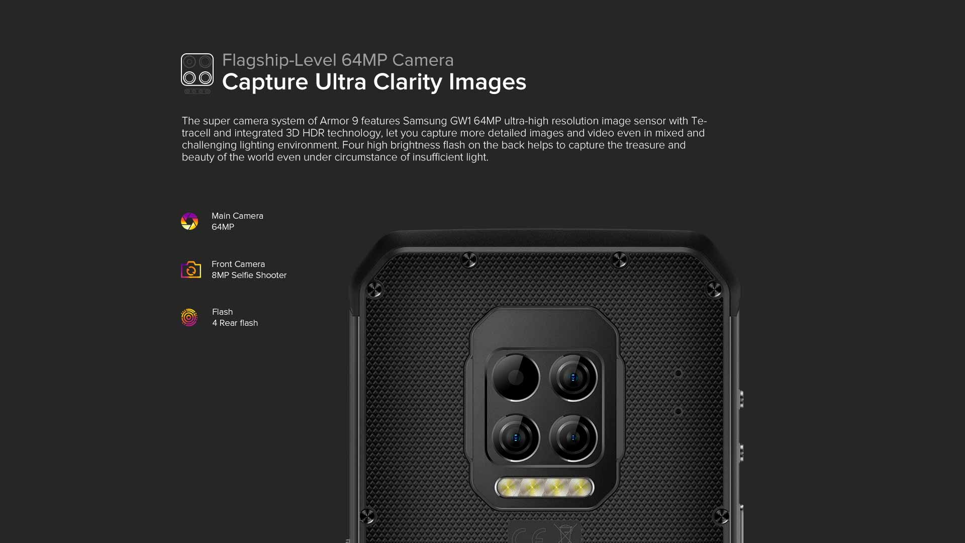 Ulefone Armor 9 specs review
