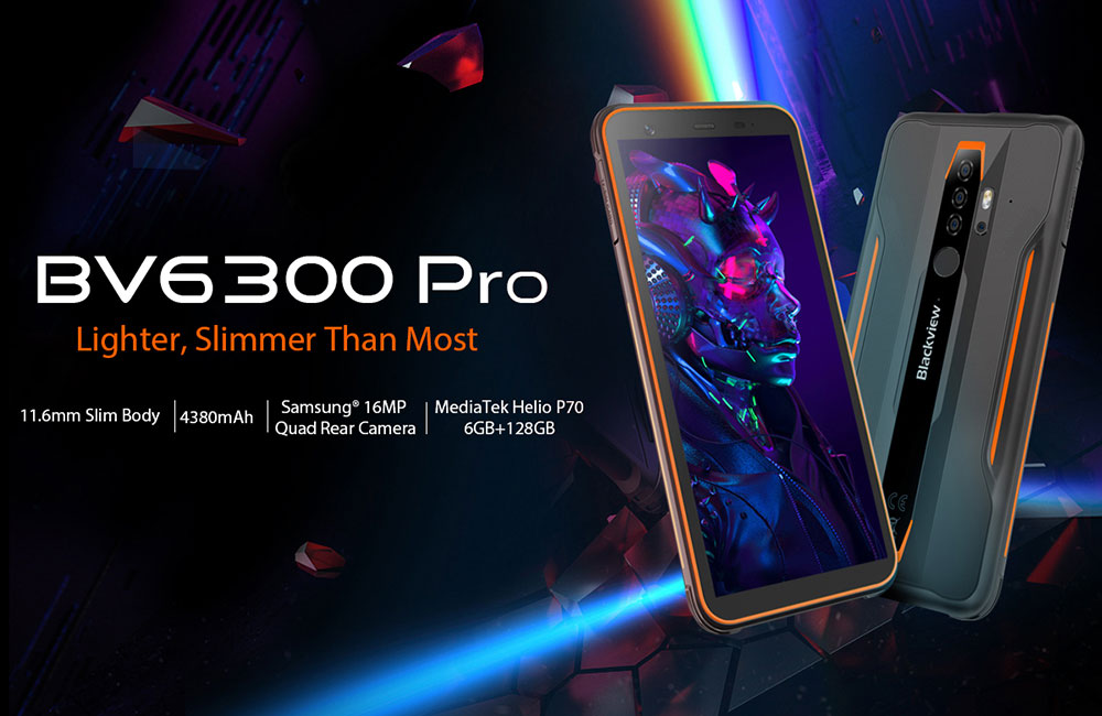 Buy Blackview BV6300 Pro